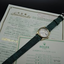 Rolex DAY-DATE 1803 18K Gold with Original Silver Grey Dial...