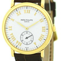 "Patek Philippe Gent's 18K Yellow Gold  Ref# 5022 ""Officer..."