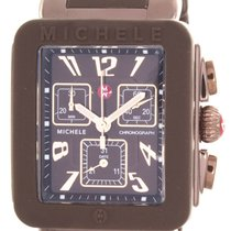 Michele Women's MWW06L000007 Park Jelly Bean Brown Silicone...