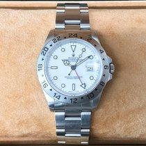 Rolex Explorer II 16570 Fullset LC-EU