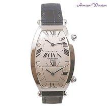 Cartier Tonneau pre-owned Platinum
