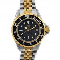 TAG Heuer 1000 Series Stainless Steel 980.018N Ladies Watch