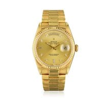 Rolex Day-Date Ref. 18238 in 18K Gold