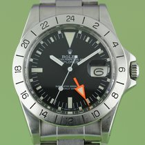 Rolex Explorer II Orange Hand Full Set