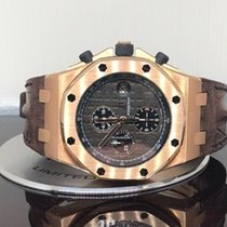 Audemars Piguet Royal Oak Offshore Oro rosa 42mm Arábigos España, Madrid