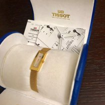 Tissot Bellflower tweedehands 12mm Geelgoud