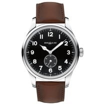Montblanc Steel 44mm Automatic 115073 new