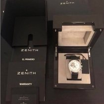 Zenith Steel 42mm Automatic 03.2080.4021/01.c494 new Singapore, Singapore