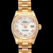 Rolex Lady-Datejust Gyöngyház