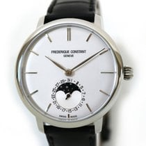 Frederique Constant 42mm Automatic pre-owned White