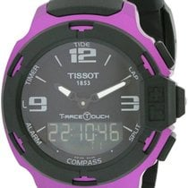 Tissot Aluminio Cuarzo 42mm T-Race Touch