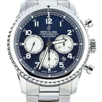 Breitling Navitimer 8 Steel 44mm Blue United States of America, Illinois, BUFFALO GROVE