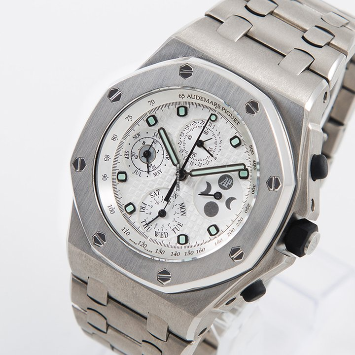 27ec002ebf0 Audemars Piguet Royal Oak Offshore Perpetual Calendar top... for $29,874  for sale from a Trusted Seller on Chrono24