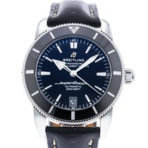 Breitling Superocean Héritage II 42 Steel 42mm Black United States of America, Georgia, Atlanta