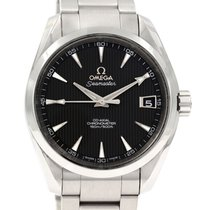 Omega Seamaster Aqua Terra Steel 39mm Black No numerals United States of America, Arizona, SCOTTSDALE