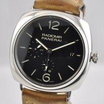 Panerai Radiomir 10 Days GMT Steel 47mm Black Arabic numerals United States of America, Ohio, Mason