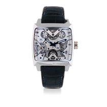TAG Heuer Monaco V4 Platinum 39mm