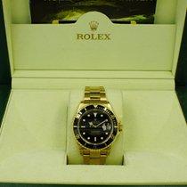 Rolex Submariner Date Oro amarillo 40mm Negro Sin cifras España, Benidorm