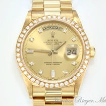Rolex Day-Date 36 18348 pre-owned