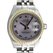 Rolex Lady-Datejust 26mm Silver Roman numerals