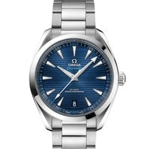 Omega Seamaster Aqua Terra new Automatic Watch with original box and original papers 220.10.41.21.03.001