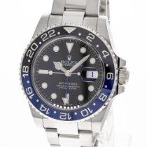 Rolex GMT-Master II 116710BLNR 2014 brukt