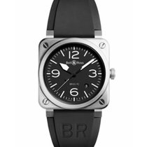 Bell & Ross BR 03-92 Steel BR0392-BLC-ST 2020 new