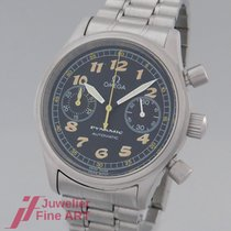 Omega Dynamic Chronograph Stahl Deutschland, Moers