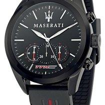 Maserati Steel 45mm Quartz new