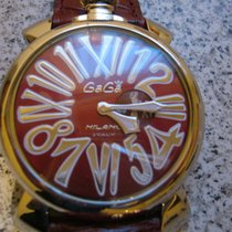 Gaga Milano Manuale SLIM 46 mm