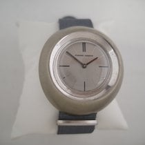 Pierre Cardin pre-owned Manual winding 53mm Grey Plexiglass Not water resistant