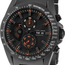 Jacques Lemans Liverpool GMT 1-1635H Herrenchronograph Sehr...