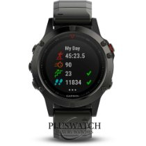 Garmin Fenix 5 Outdoor GPS Smartwatch Sapphire Sensore Hr 47mm G