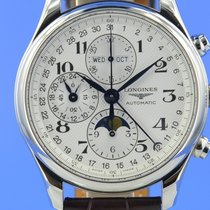 Longines Master Collection Kalender XL Chronograph Mondphase