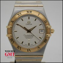 Omega Constellation Steel & Gold 35 Automatic