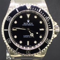 Rolex Submariner Steel No Date Black Dial 2002 Y-Series...