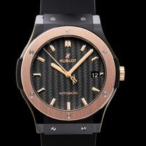 Hublot Classic Fusion Rose gold - all prices for Hublot Classic ... 94cda6cc03