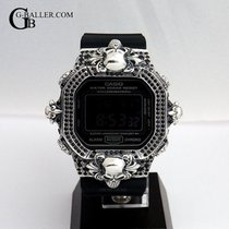 Casio Srebro Kvarc Crn 47mm nov G-Shock