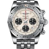 Breitling Chronomat 41 neu 2020 Automatik Uhr mit Original-Box und Original-Papieren AB01442J/G787/378A