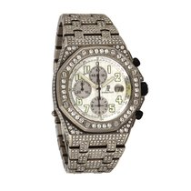 Audemars Piguet Royal Oak Chronograph Titanium Diamond
