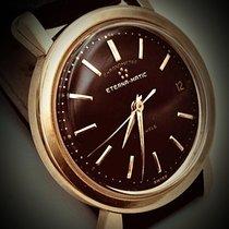 Eterna chronomètre ETERNA-MATIC 18kts gold