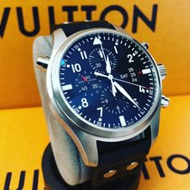 IWC Pilot Double Chronograph IW377801 new