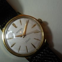 Bifora Yellow gold 35mm Manual winding pre-owned