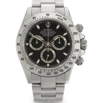 Rolex | Daytona, Reference 116520 Stainless Steel Chronograph...