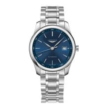 Longines Master Collection Steel 40mm Blue United Kingdom, Bowness on Windermere