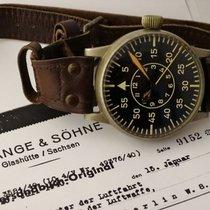 A. Lange & Söhne Acier 55mm Remontage manuel occasion