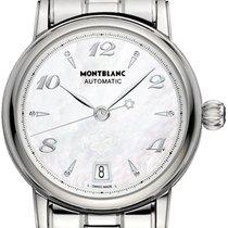 Montblanc 107117 Steel Star 36mm new