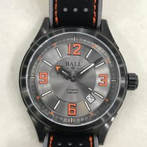 Ball Fireman Racer Acero 42mm