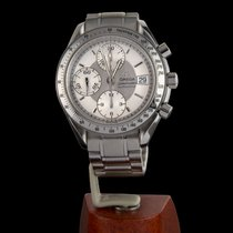 Omega 35133300 Steel 2002 Speedmaster 39mm pre-owned