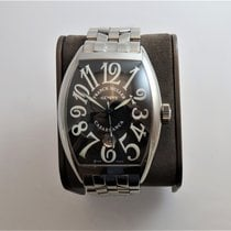 Franck Muller Casablanca Steel Black Arabic numerals United States of America, Illinois, Chicago